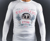"""Bad Grapplers Club"" Rash Guard"