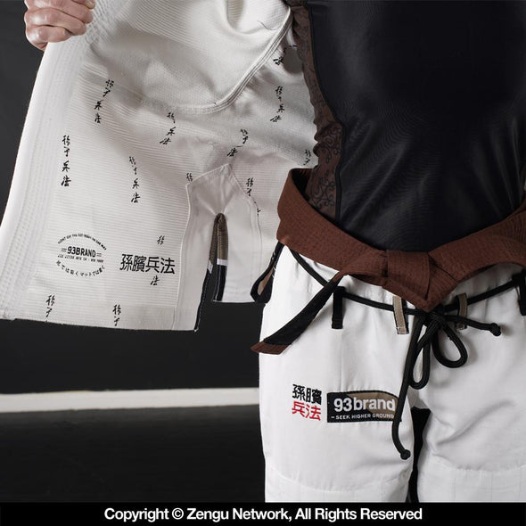 """Art of War"" Jiu Jitsu Gi"
