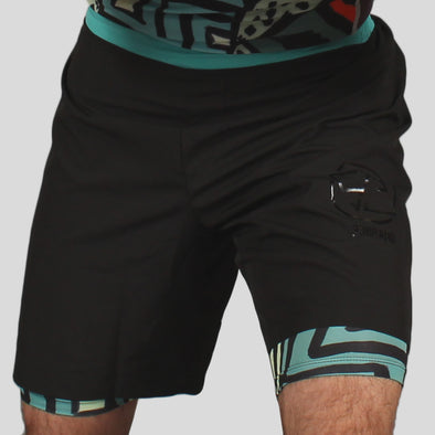 "GOD V3 Shorts - ""Fibers"" Edition"