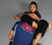 "93 Brand ""Combate!"" Women's Rash Guard"