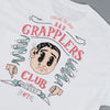 """Bad Grapplers Club"" Tee"