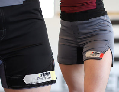 2019 Standard Issue Women's Shorts 2-PACK Black & Grey