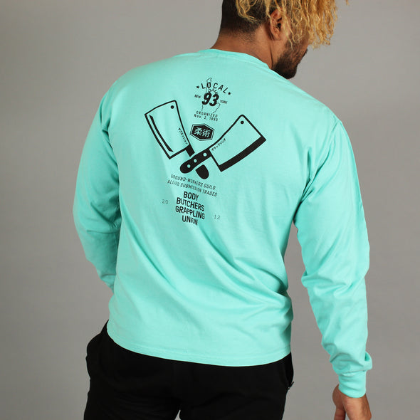 """Body Butchers"" Long-Sleeve Shirt"
