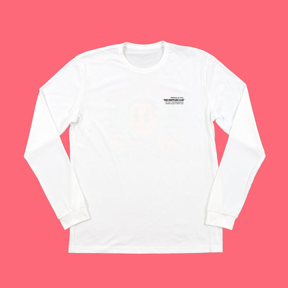 """Bad Grapplers Club"" Long-Sleeve Shirt"