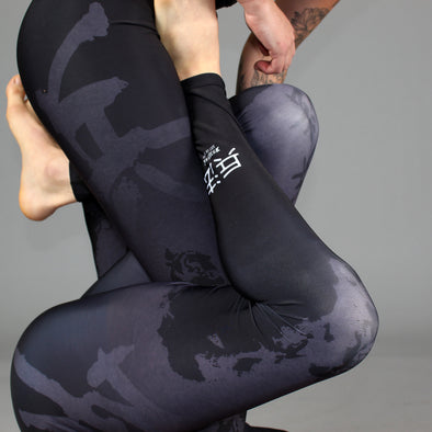 """Art of War"" Grappling Spats"