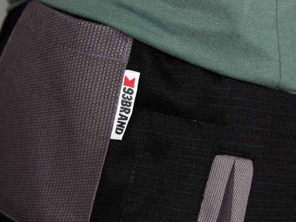 """Jiu Jitsu Originals"" Black Casual BJJ Gi Pants"