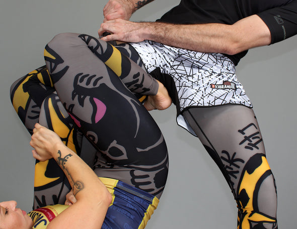 """Strike"" Grappling Spats"