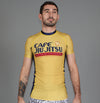"""Cafe Jiu Jitsu"" Rash Guard"