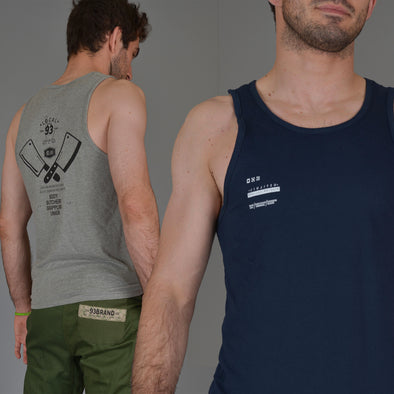 Tank Top 2-PACK (Body Butchers & Jiu Jitsu Originals)