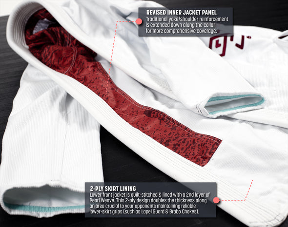 "C-SPEC ""Body Butchers"" Jiu Jitsu Gi"
