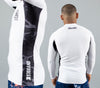 """Wind Camo"" Ranked BJJ Rash Guards (All Colors)"