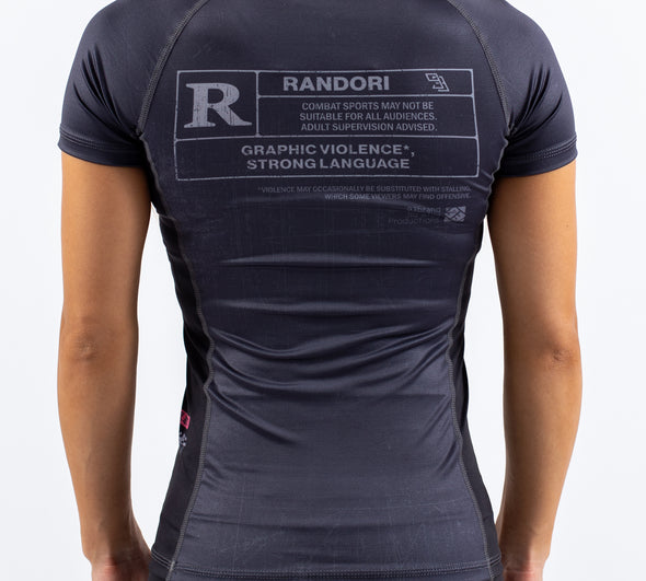 """Randori"" Women's Rash Guard"