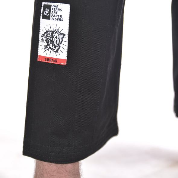 """Dark Tiger"" Women's Jiu Jitsu Gi"