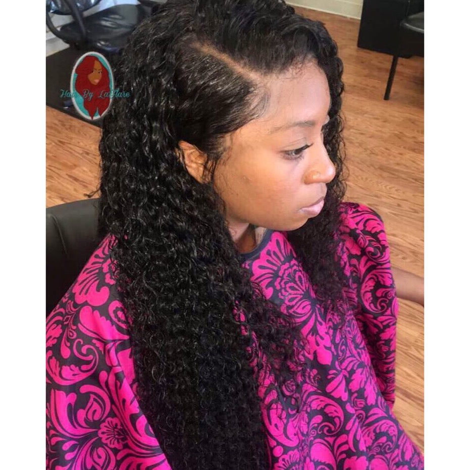Luxe Curl Lace Frontals
