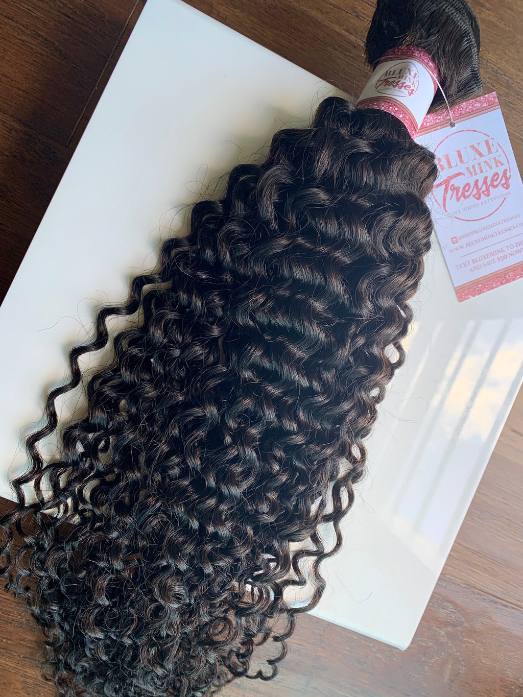 Luxe Curl Extensions