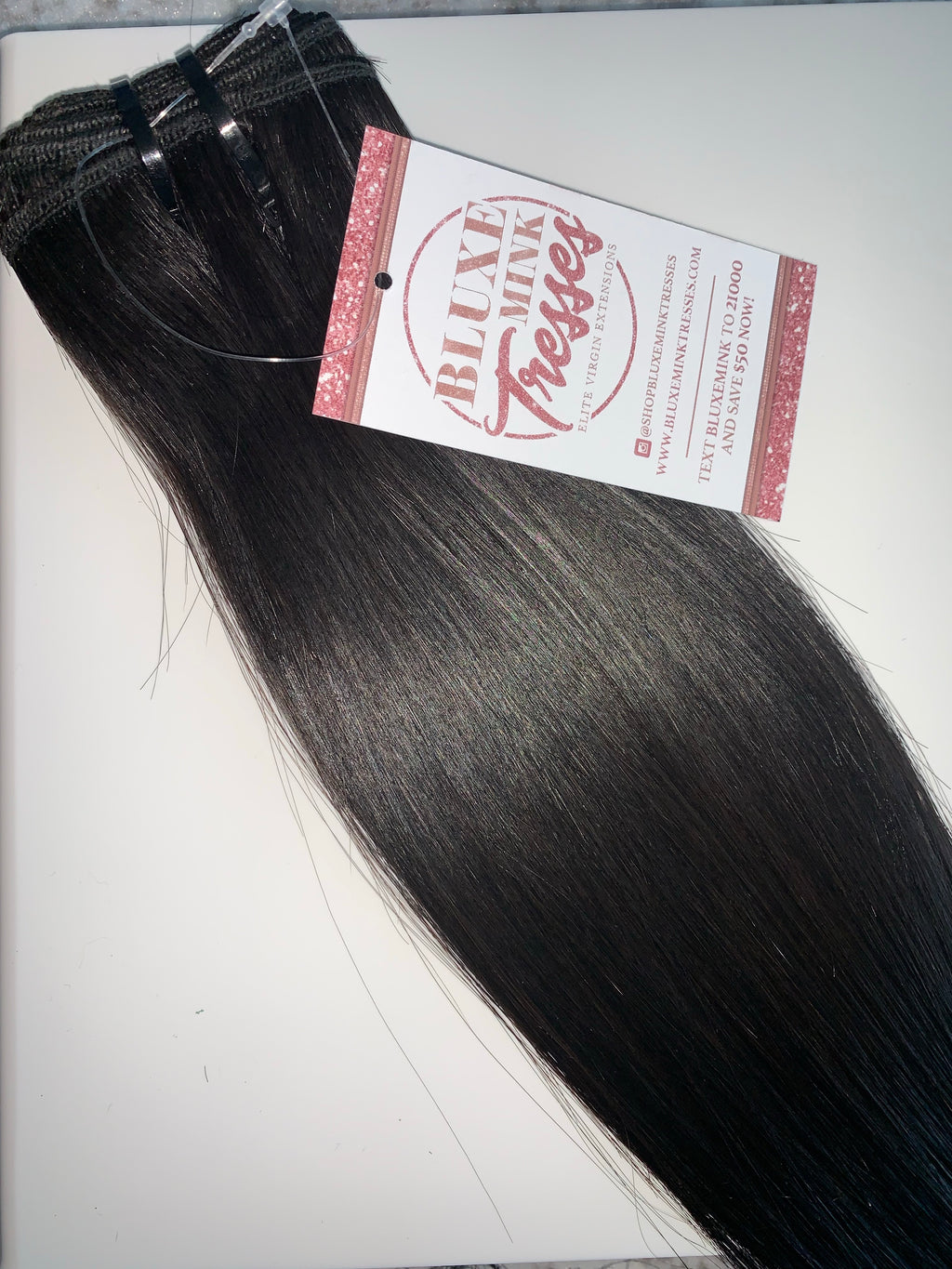 Satin Straight Extensions