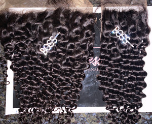 Luxe Curl Lace Closures