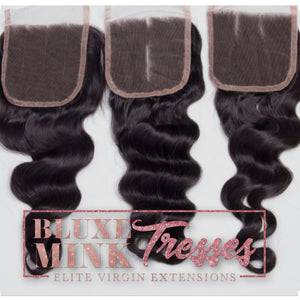 Signature Wave Lace Closures