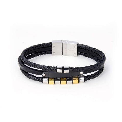 1686 (Two Tone Black) Giorgio Milano Jewelry