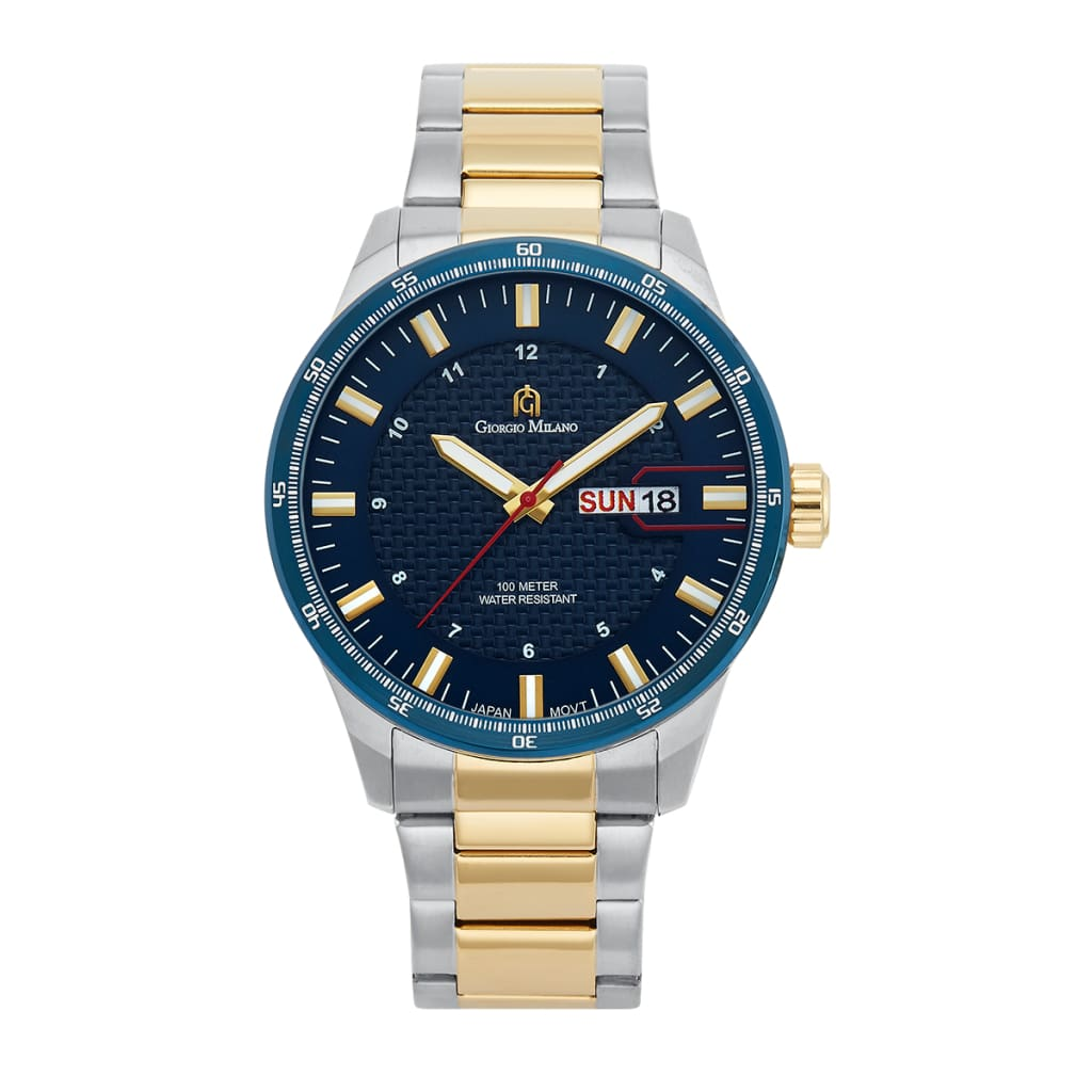 ATRANI (Two Tone Blue) Giorgio Milano Watches