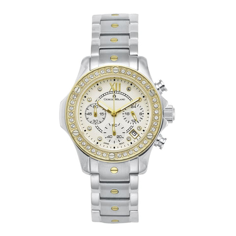 CLARA (Two Tone) Giorgio Milano Watches
