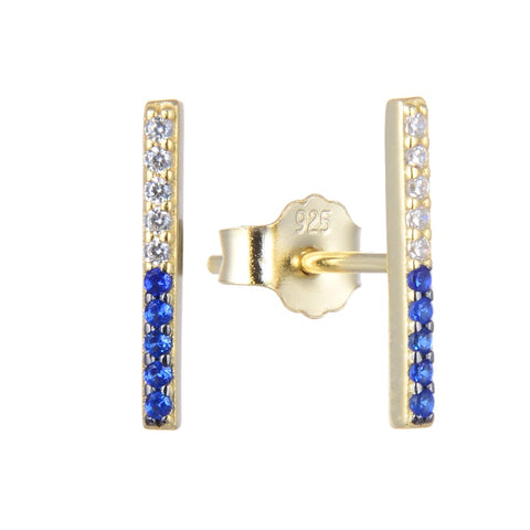 E-1456 (Gold/Blue) Giorgio Milano Jewelry and watches Jewelry
