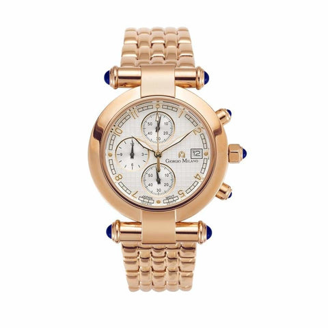 LUCIA (Rose Gold) Giorgio Milano Watches