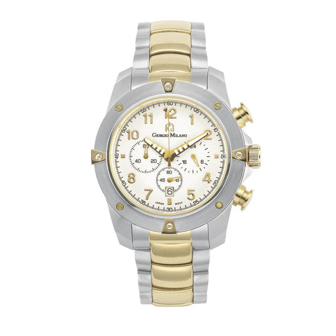 NICOLA (Two Tone) Giorgio Milano Watches