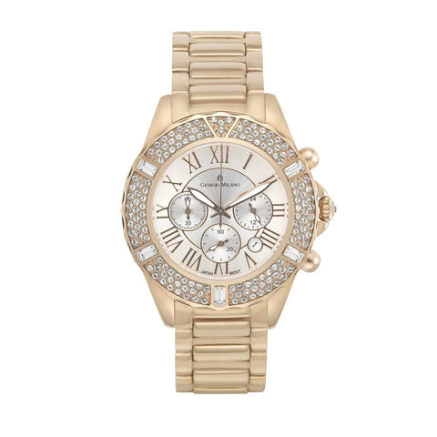 PAULINA (Rose Gold) Giorgio Milano Watches