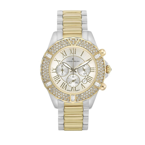 PAULINA (Two Tone) Giorgio Milano Watches