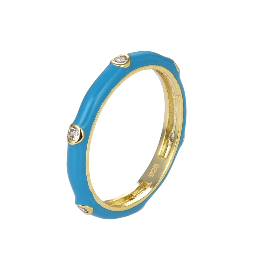 R-1062 (Size 5 / Blue) Giorgio Milano Jewelry and watches Jewelry