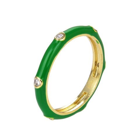 R-1062 (Size 5 / Green) Giorgio Milano Jewelry and watches Jewelry