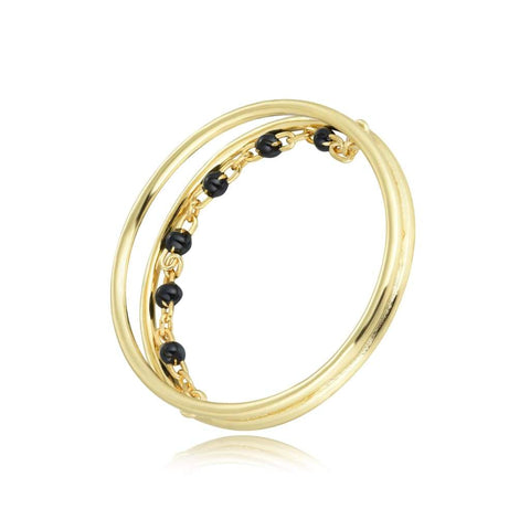 R-1102 (Gold/Black / 6) Giorgio Milano Jewelry and watches Jewelry