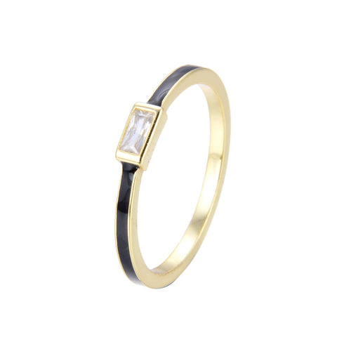 R-1103 (Gold/Black / 5) Giorgio Milano Jewelry and watches Jewelry