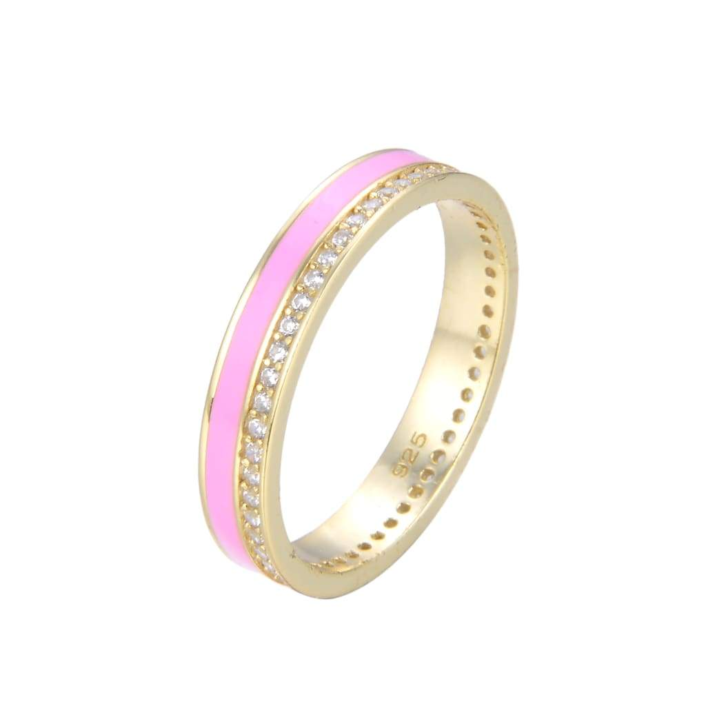R-1105 (Gold/Pink / 6) Giorgio Milano Jewelry and watches Jewelry