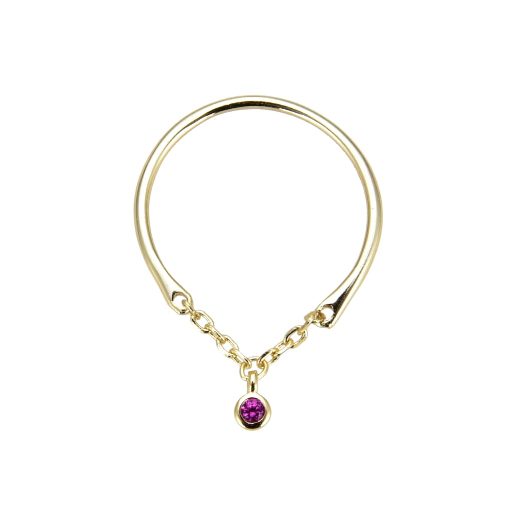 R-1107 (Gold/Purple) Giorgio Milano Jewelry and watches Jewelry