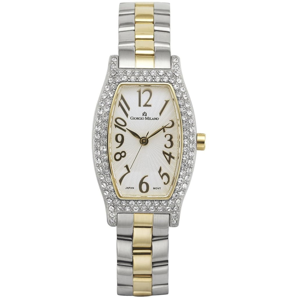 SARA (Two Tone) Giorgio Milano Watches