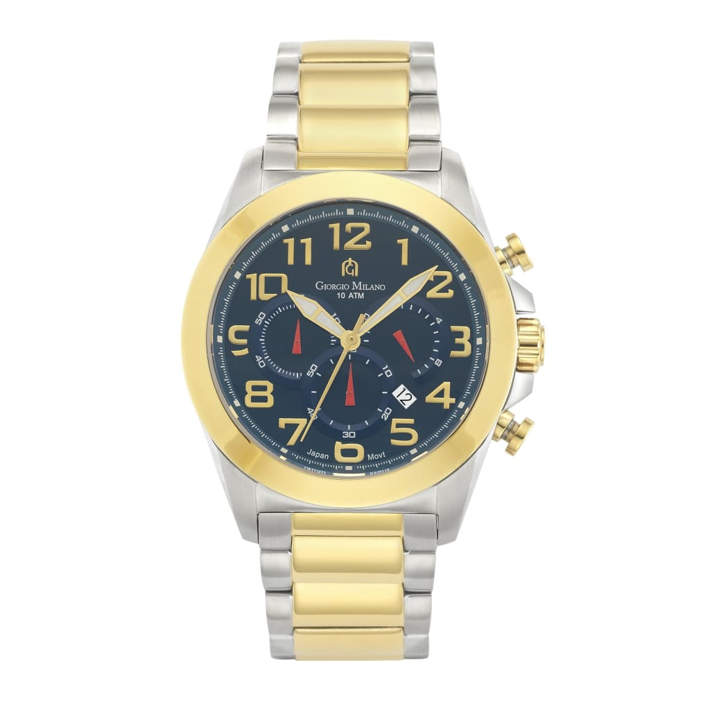 SAVIO (Two Tone) Giorgio Milano Watches