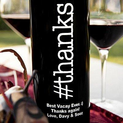 #thanks Etched Wine