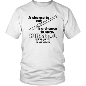 Surgical Tech Team Unisex T-Shirt gift