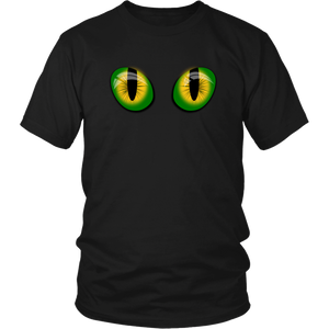 Cat Eyes Unisex T-Shirt