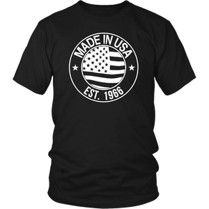 Made In The USA Est. 1966 Unisex T-Shirt