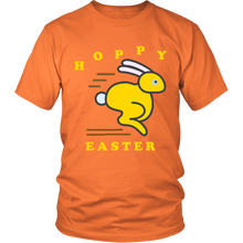Hoppy Easter Bunny Unisex T-Shirt
