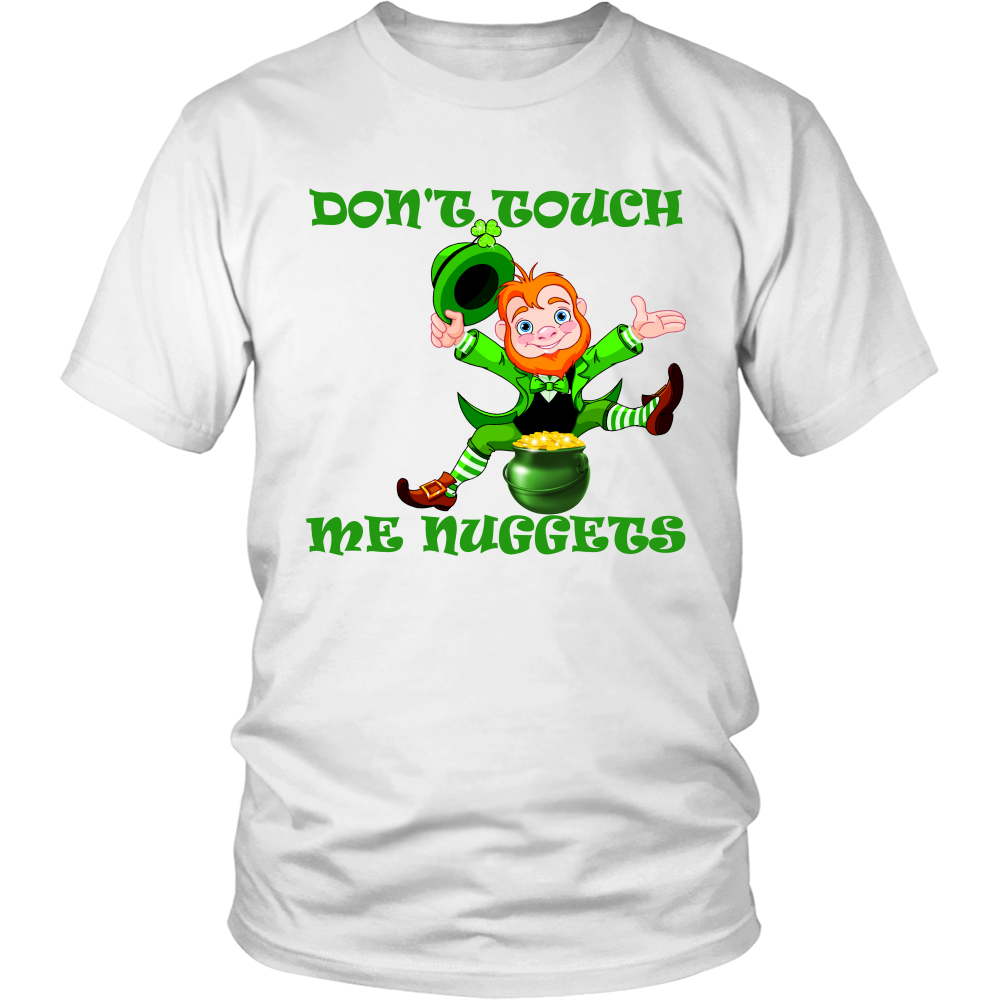 Don't Touch Me Nuggets Unisex T-Shirt