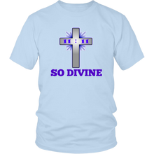 11:11 The Biblical Divine Angelic Heavenly Numbers So Divine Unisex T-Shirt