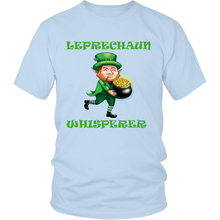 Leprechaun Whisperer Unisex T-Shirt