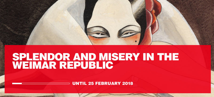 Schirn Kunsthalle Frankfurt - Splendor and Misery in the Weimar Republic