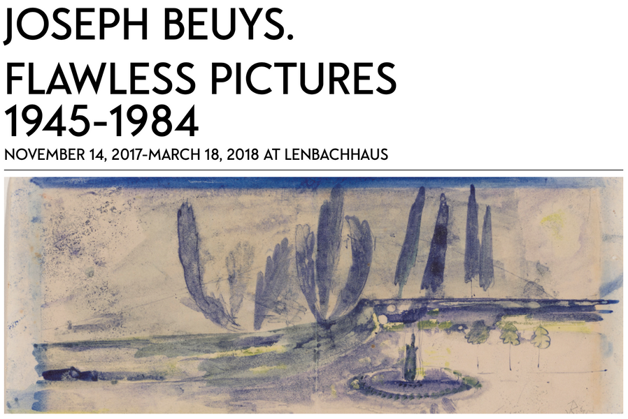 LENBACHHAUS - WORKS ON PAPER FROM THE LOTHAR SCHIRMER COLLECTION