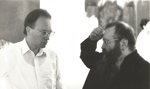 Armin Hundertmark and Hermann Nitsch