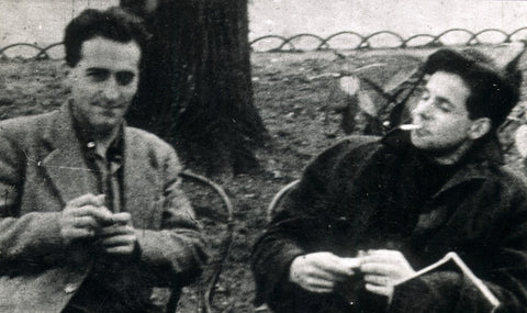 Marc Eemans and René Magritte